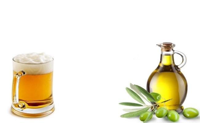 Beer & Olive Oil