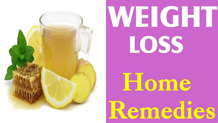 How to Lose Weight Naturally with Home Remedies