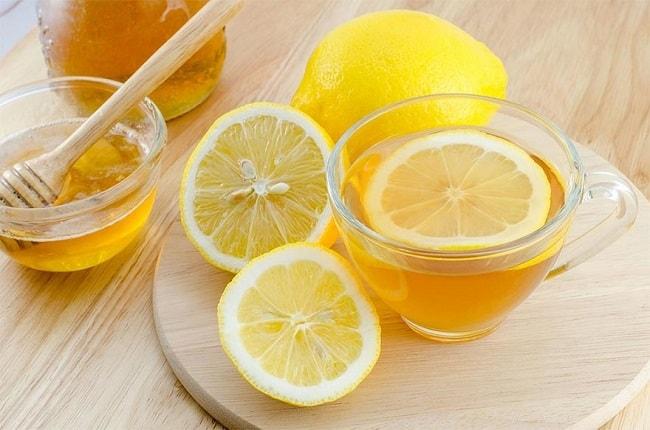 honey & lemon face pack to get rid of acne