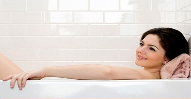 Warm Bath for Hemorrhoids