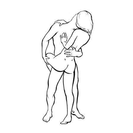 Standing Up Sex Positions