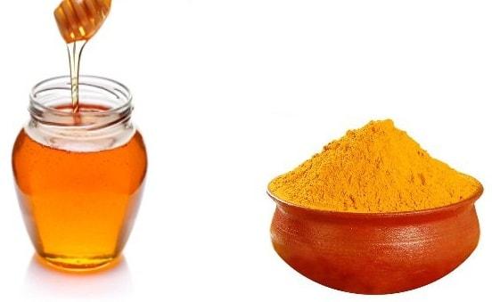turmeric & honey