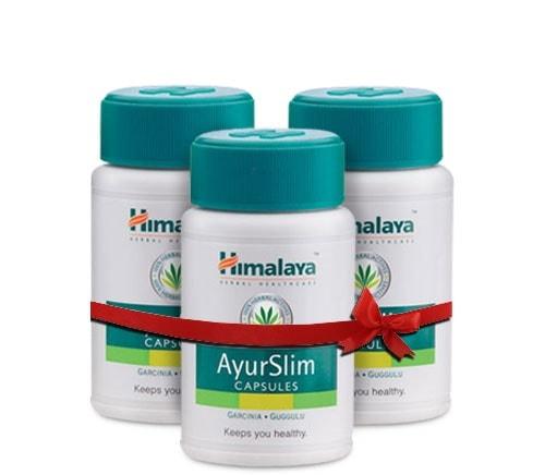 Himalaya Wellness AyurSlim Capsules