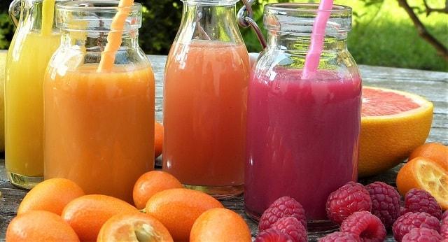 Raspberry and Orange