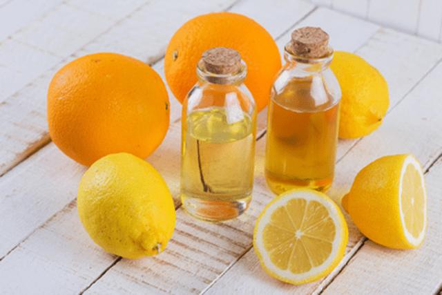 citrus essential oil